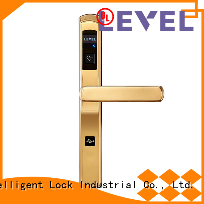 budget bridgecut rfid OEM hotel door locks Level