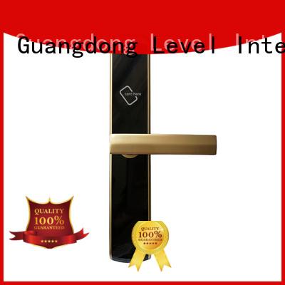 style bridgecut stainless luxury Level Brand hotel door locks supplier