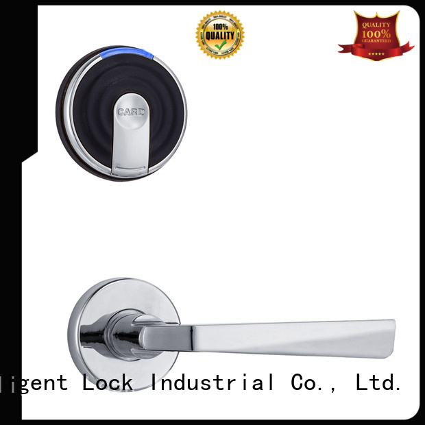 Custom rfid hotel door locks stainless Level